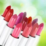 Anself 12pcs set Rouge à Lèvres Glossy La Baume facile à porter Lipstick 12 couleurs féminine Beauté