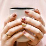 FRCOLOR 2 Boîtes Paillettes à Ongles Colorées Amour Coeur Poudre Paillettes Flocons Ongles Bricolage Pailette Feuille Autocollant Décoration Des Ongles Manucure Bricolage Nail Art Kit