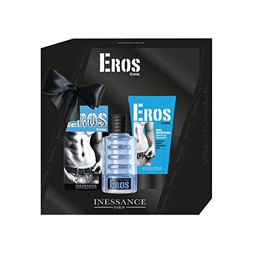 CORINE DE FARME Coffret Eros Cool Eau de Toilette + Gel Douche 1 Unité