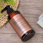 Huile essentielle de Massage 240Ml, huile de pépins de raisin extraits de plantes de citron beauté de la peau hydratante minceur huile essentielle crème Anti-Cellulite pour le massage du corps