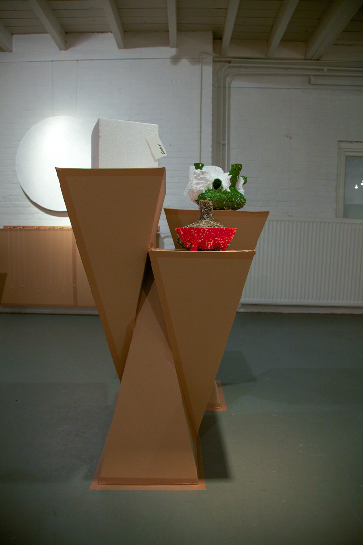 Officina-Corpuscoli-Super-Organism-cardboard-furniture-on-show