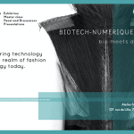 Public Talk & Panel & Exhibition  // Biotech Numerique – Bio Meets Digital @Atelier Néerlandais – Paris (FR)