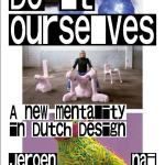 Book Launch // DO IT OURSELVES / A New Mentality in Dutch Design  – Pakhuis de Zwijger – Amsterdam (NL)