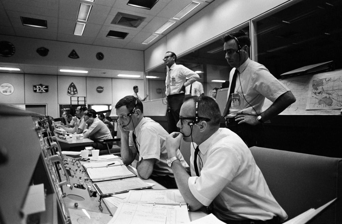 Huston Mission Control