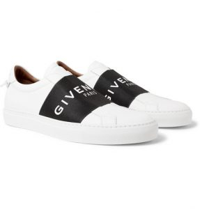 "SNEAKERS SLIP-ON ""URBAN STREET"" IN PELLE, givenchy"