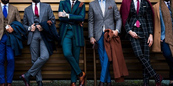 Trends of the moment – Pitti Uomo 2018