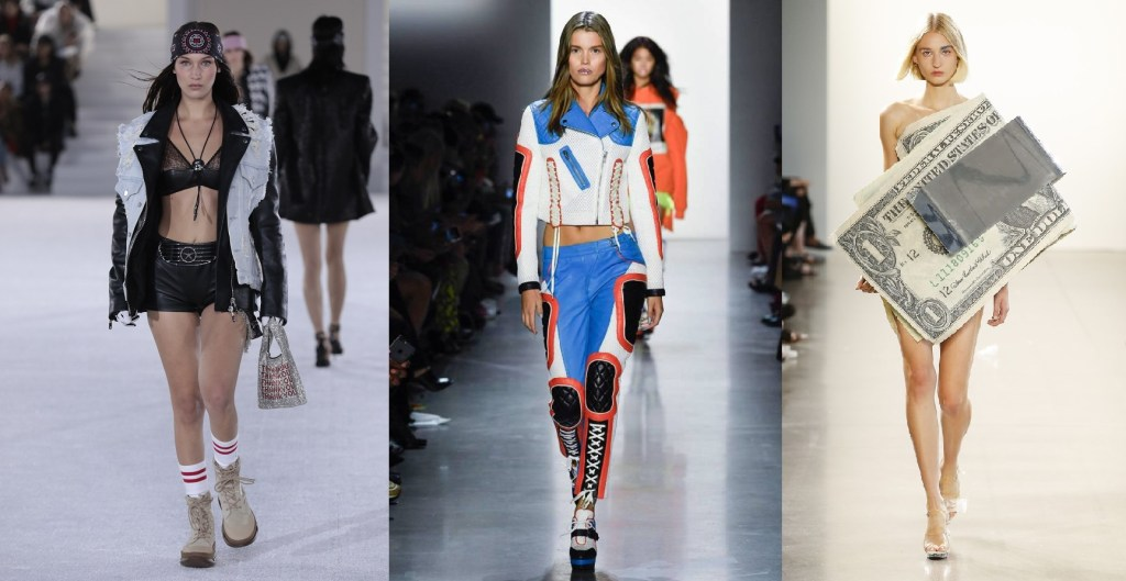 New York Fashion Week Spring Summer 2019 Looks And Trends