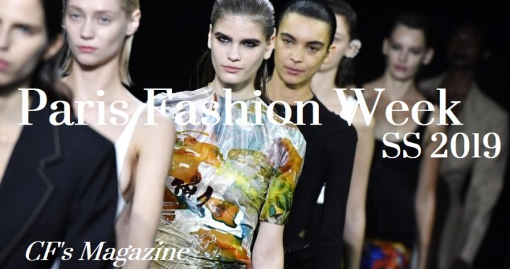 Parigi Fashion Week – Look E Tendenze Primavera Estate 2019