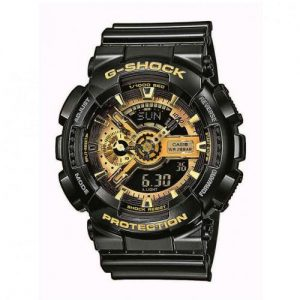 Reloj Casio Digital de cuarzo para hombre con correa de resina GA-110GB-1AER