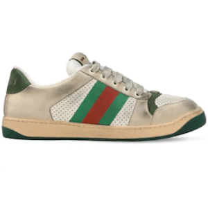 "GUCCI SNEAKERS ""SCREENER"" gucci shoes"