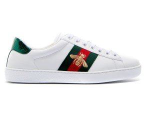 "GUCCI SNEAKERS ""NEW ACE"" IN PELLE E AYER"