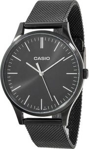 Casio Analog Watch with Stainless Steel Strap LTP-E140B-1AEF