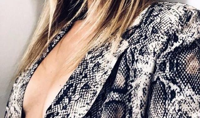 Python Print – New Trend for Spring 2019 – For Her