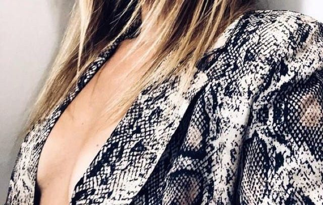 Python Print - New Trend for Spring 2019 - For Her