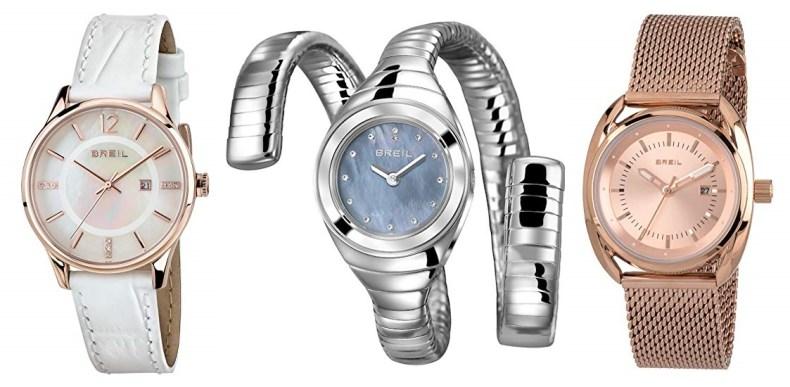 breil, orologi donna