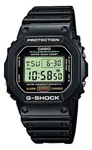 Casio G-SHOCK - Orologio Digitale al Quarzo con Cinturino in Resina