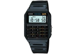 reloj digital Casio CA-53W-1ER