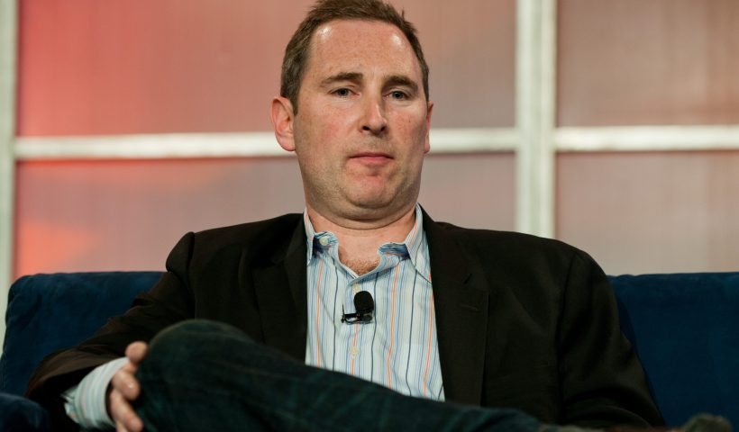 Andy Jassy, ceo di amazon