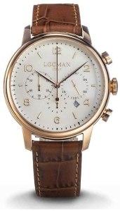 orologio cronografo uomo Locman 1960 trendy cod. 0254R05R-RRAVRG2PN