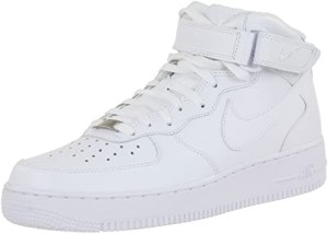 Nike Air Force 1 Mid '07, Sneakers alte Uomo