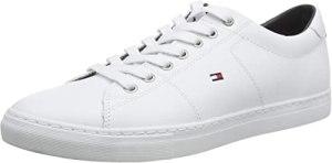 Tommy Hilfiger Essential Leather Sneaker, Scarpe da Ginnastica Basse Uomo