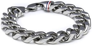 Tommy Hilfiger 215,0 mm Bracciale in Acciaio.