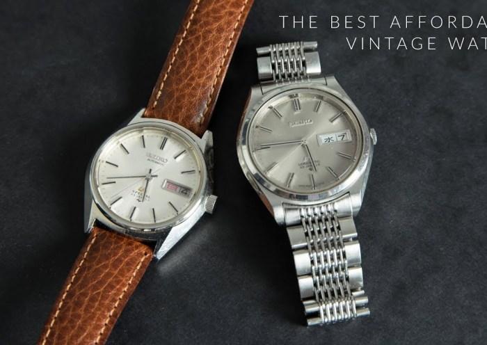Gli orologi vintage più belli di sempre, orologi classici per uomo e donna senza tempo, I migliori marchi di orologi vintage da acquistare...