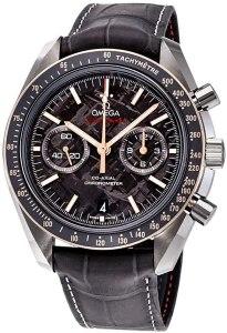 Omega Speedmaster Moonwatch meteorite quadrante mens orologio 311. 63. 44. 51. 99. 002