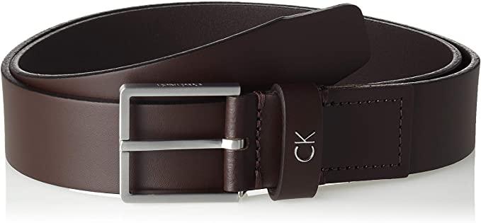 Calvin Klein Cintura Uomo marrone