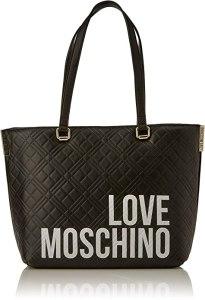 Love Moschino Jc4229pp0bke0, Borsa A Spalla Donna, Normale