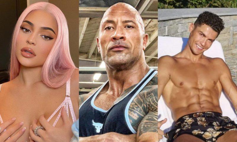 celebrità più pagate