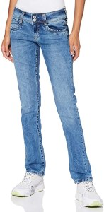 Pepe Jeans Gen Jeans Straight Donna