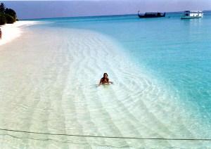Maldive Palm Beach 3