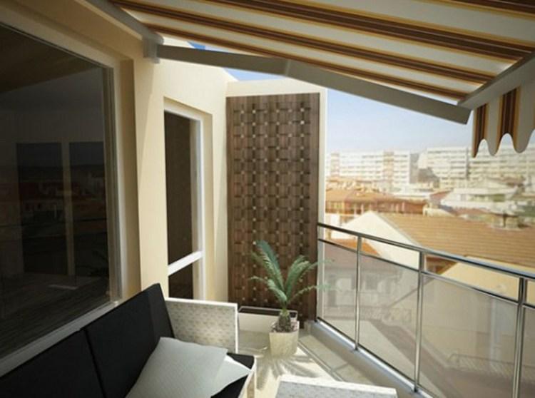 Apartment Balcony Privacy Screen Home Decor