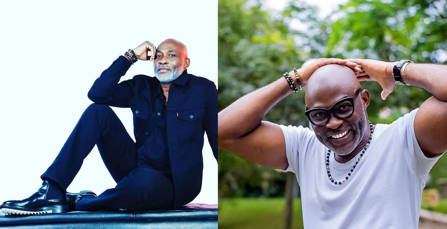 10 stunning pictures of Richard Mofe-Damijo