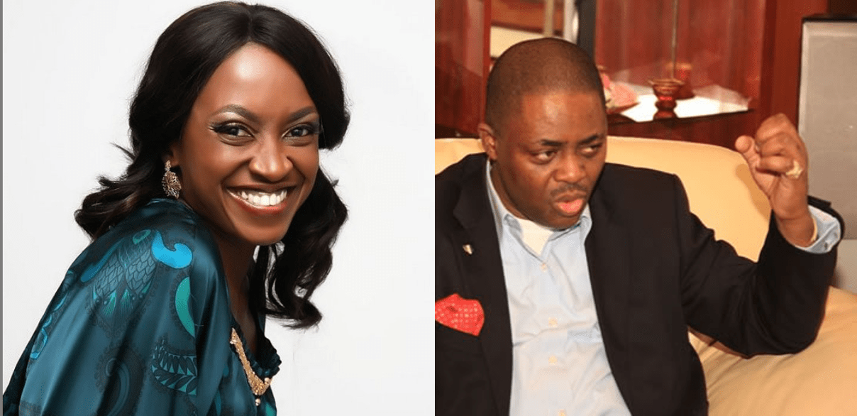 Kate Henshaw and Fani-Kayode reconcile as they apologize to each other