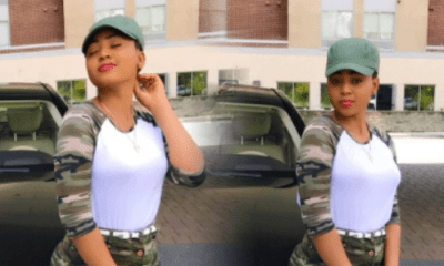 regina daniels shares stunning photos