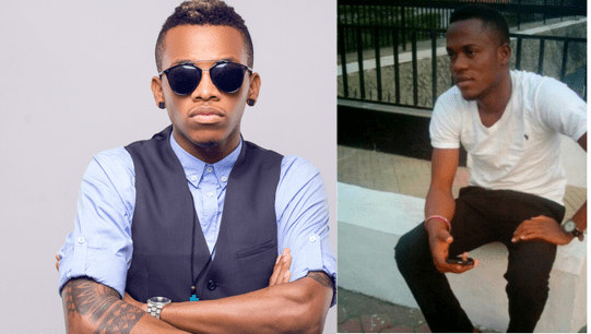 Tekno Finds his secondary school friend, Paul Akere, after N200,000 Price Tag