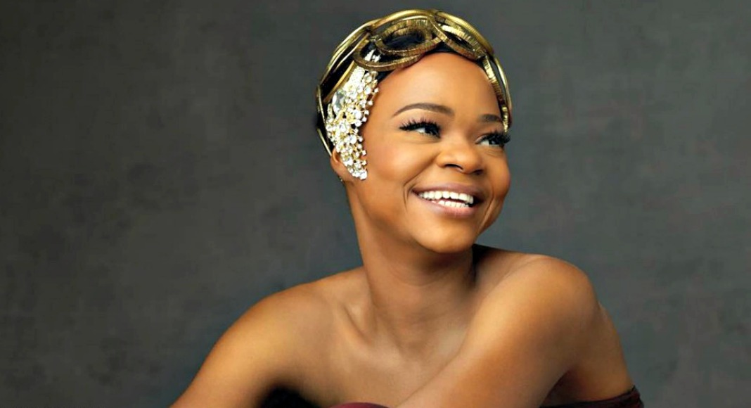 Former bread seller, Olajumoke features in a new movie – See Photos