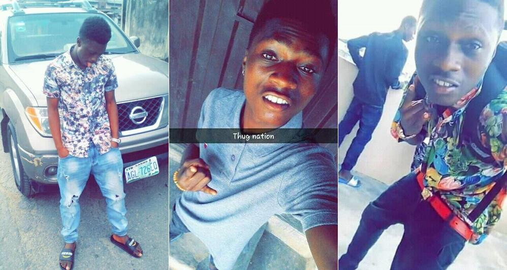 'Blood money loading' – A Yoruba boy says blood money is not a crime in Nigeria as he is ready to do anything to become rich (See screenshots)