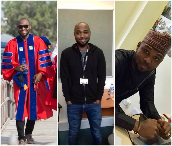 29-year-old Nigerian man becomes youngest senior lecturer in UK university