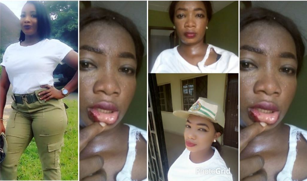 Female corps member narrates how a bike man almost raped her today
