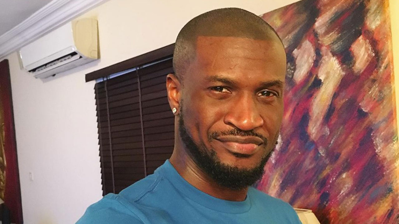 Best year of my life – Peter Okoye Of Psquare says