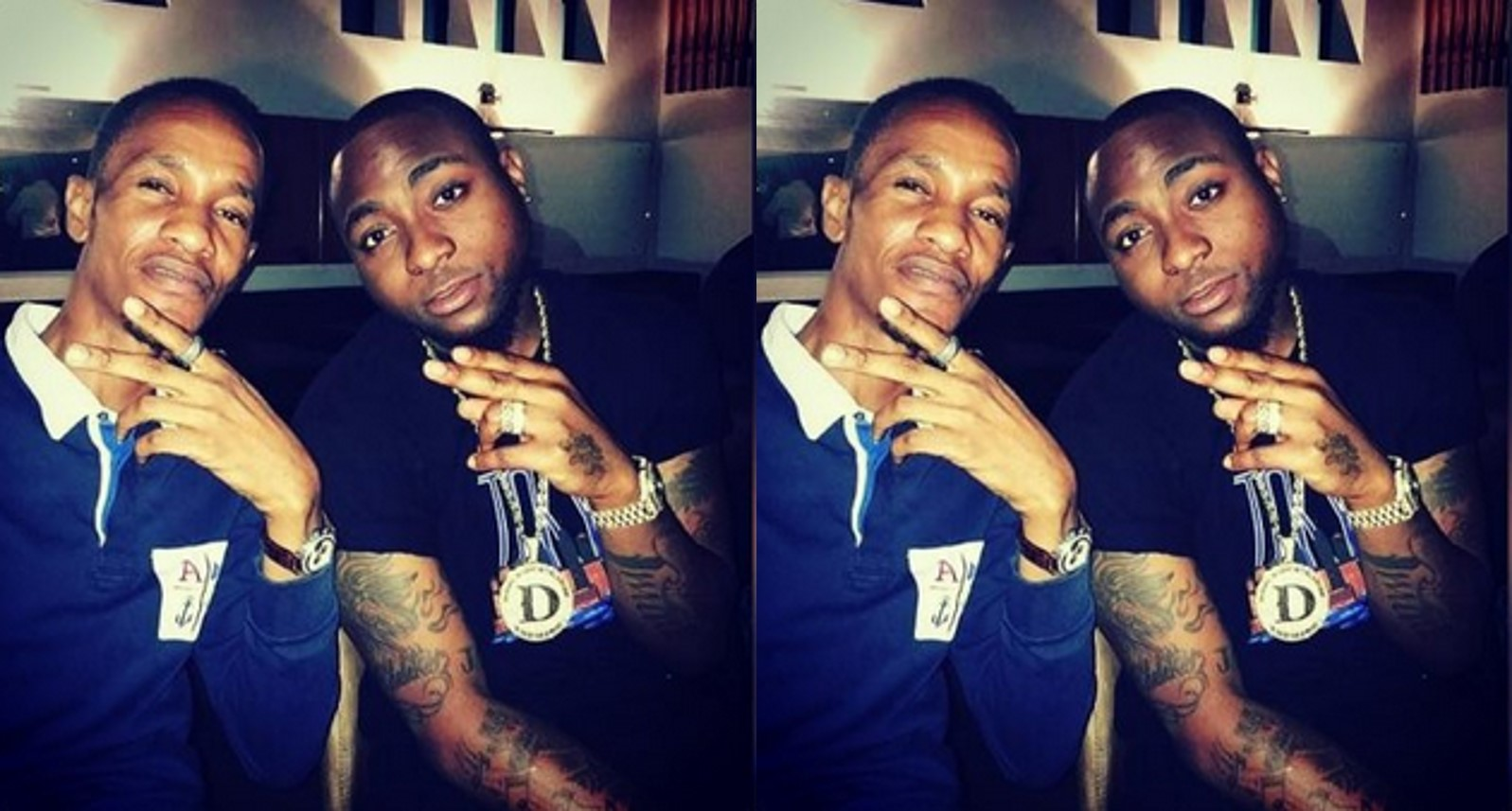 Davido Finally speaks after Tagbo's autopsy report revealed that he died of suffocation