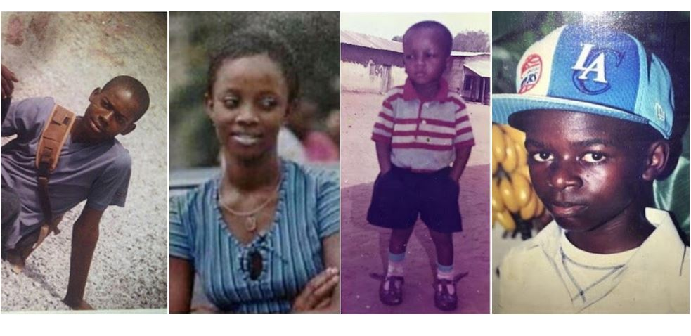 Some Rare Childhood Pictures of Some Nigerian Celebrities You Haven't Seen Before – I Swear, They'll Make You Laugh