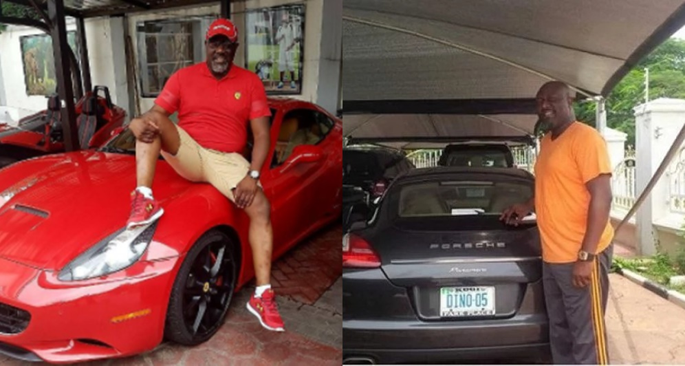 Dino Melaye's top 10 cars and houses, net worth and pictures