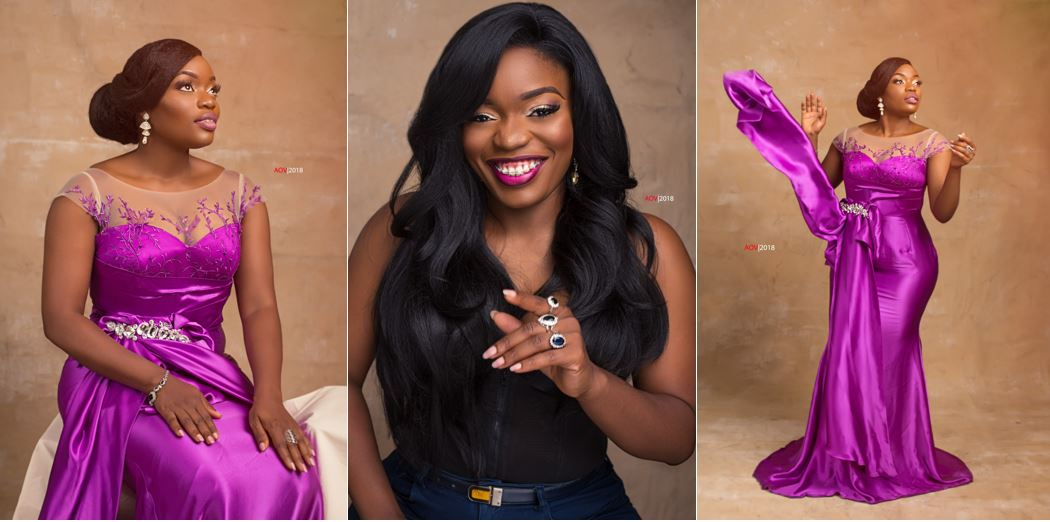 Bisola Aiyeola shares stunning photos as she celebrates her birthday today