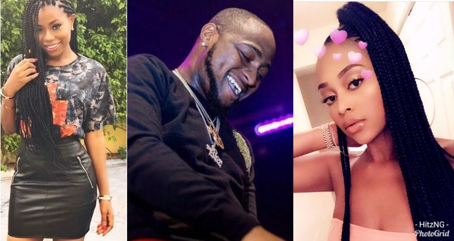 List of girls Davido has dated since he became popular