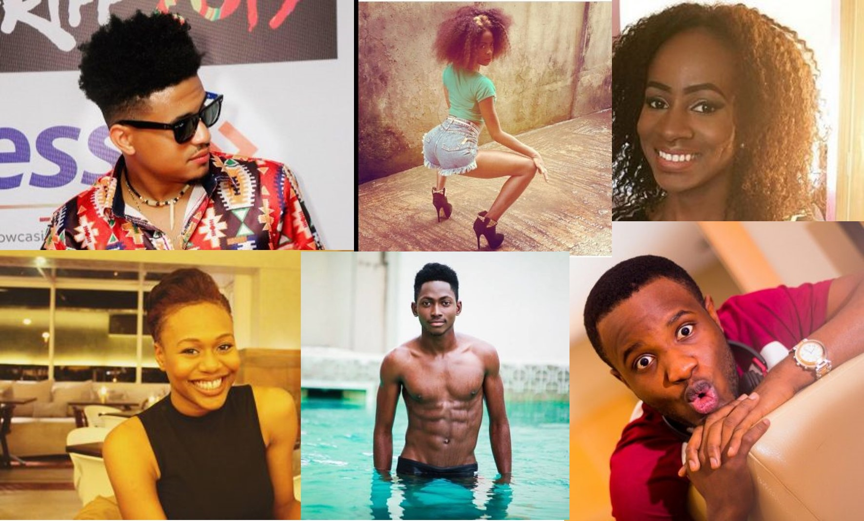 Meet the 20 Big Brother Naija 2018 Housemates - Personal ...