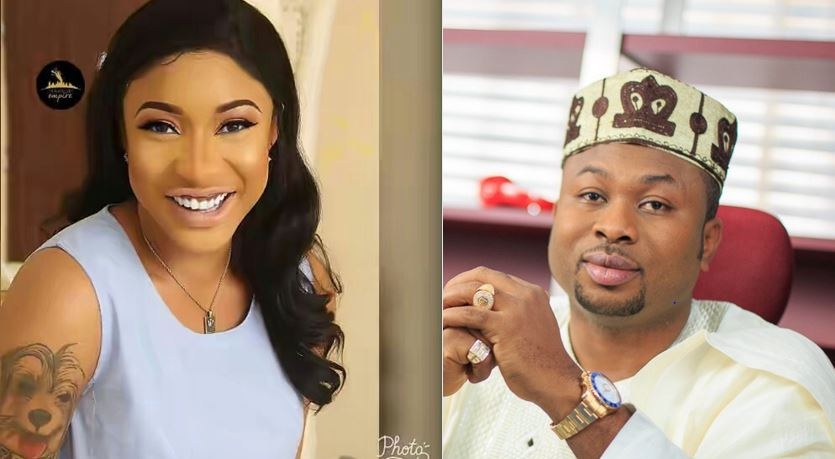 My ex-husband was married to someone else while I was still married to him – Tonto Dikeh